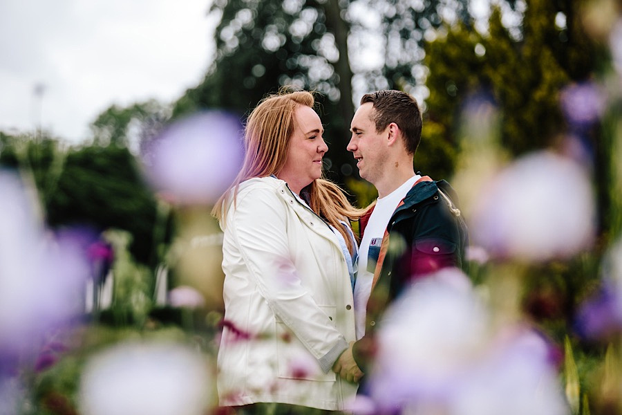 Heather & Paul - Engagement Photography - Trentham Gardens0015