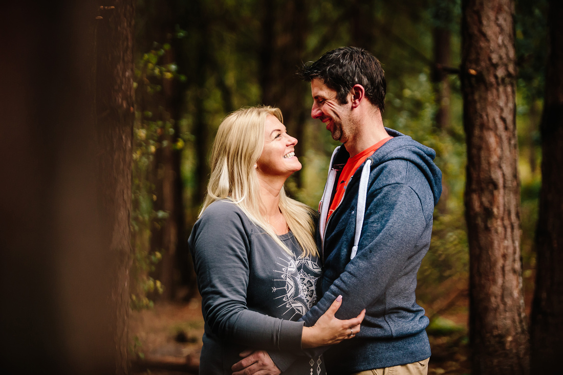 Engagement Photographer in Staffordshire.
