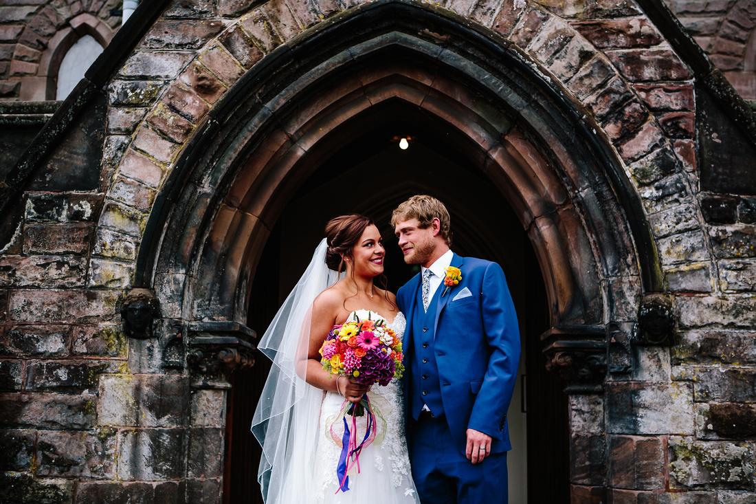 Staffordshire Wedding Photographer - Cheshire Wedding Photographer.