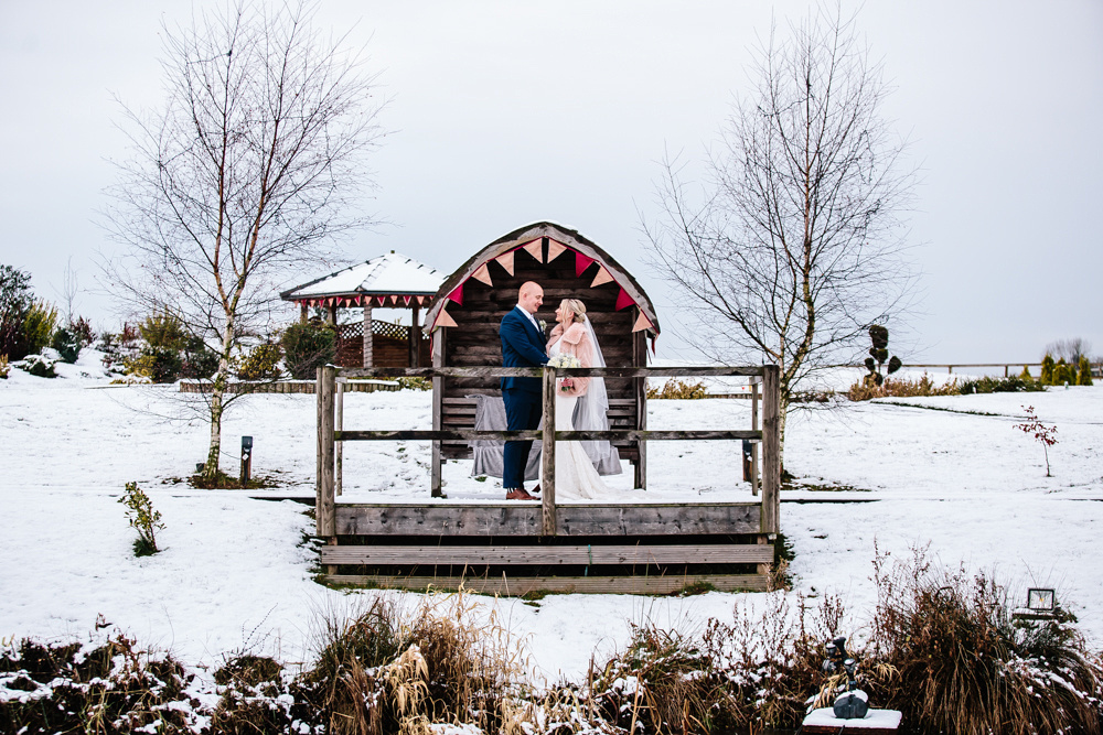 Aston Marina Wedding Photography - Jess & Dan - Winter Wedding-130
