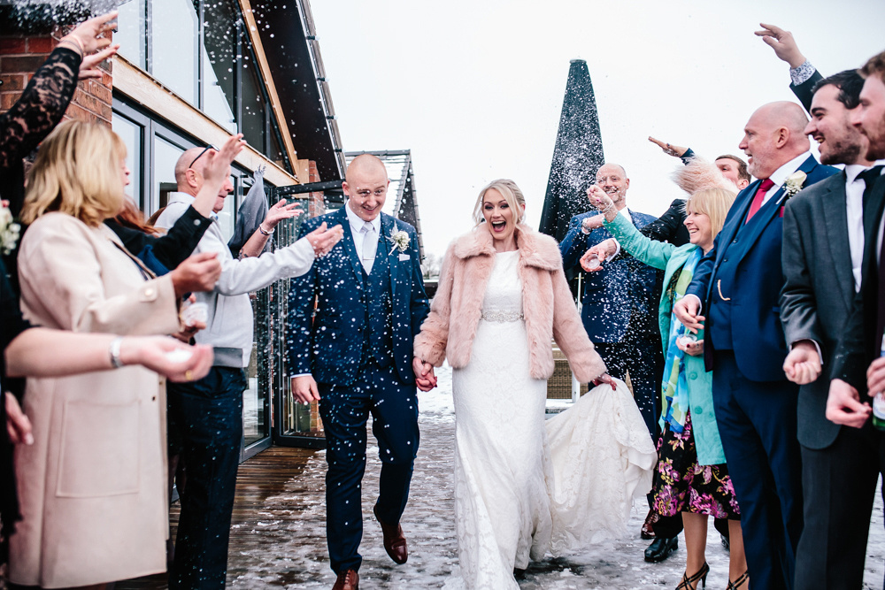 Aston Marina Wedding Photography - Jess & Dan - Winter Wedding-134