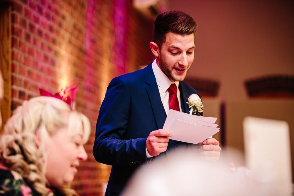 Aston Marina Wedding Photography - Jess & Dan - Winter Wedding-157