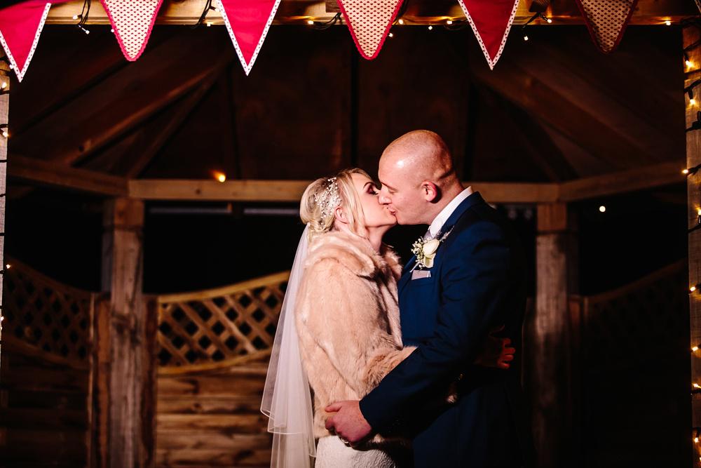 Aston Marina Wedding Photography - Jess & Dan - Winter Wedding-173