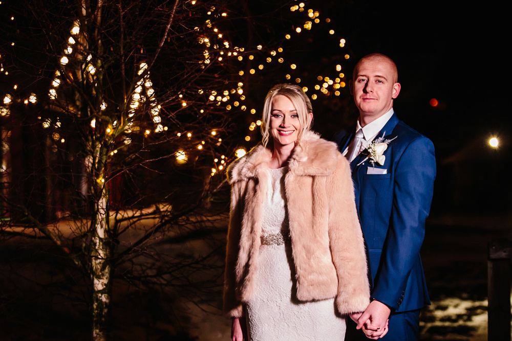 Aston Marina Wedding Photography - Jess & Dan - Winter Wedding-176