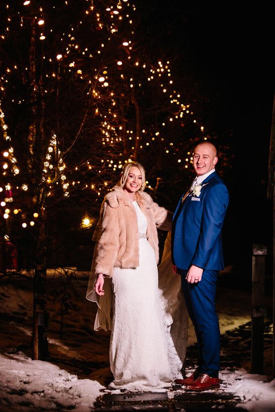 Aston Marina Wedding Photography - Jess & Dan - Winter Wedding-177