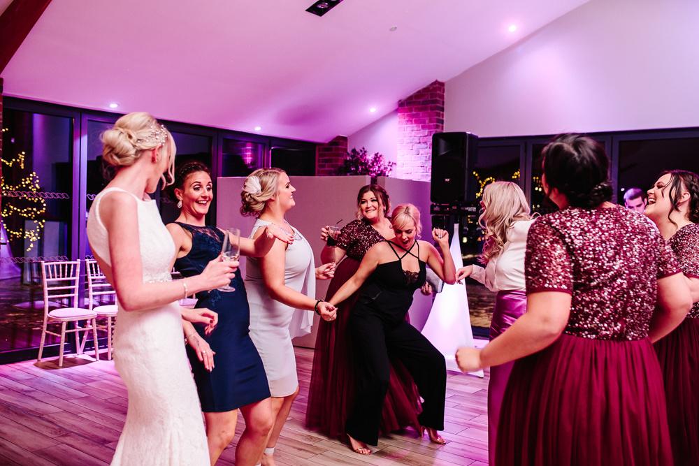Aston Marina Wedding Photography - Jess & Dan - Winter Wedding-187