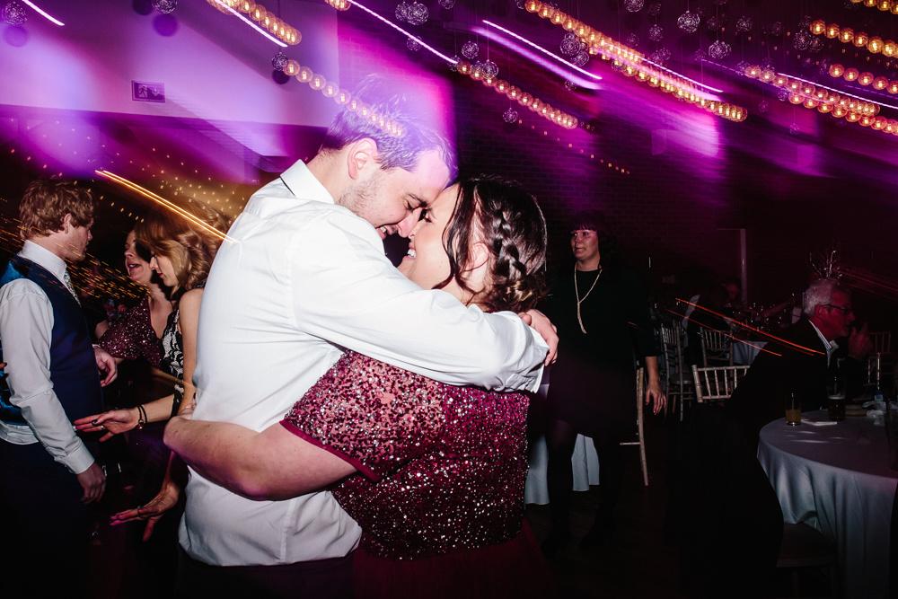 Aston Marina Wedding Photography - Jess & Dan - Winter Wedding-229