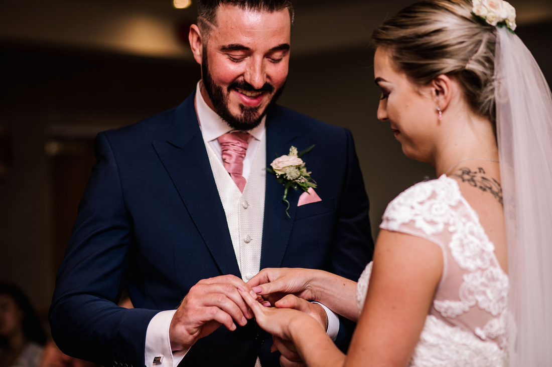 Cheshire Wedding Photography - The Manor House Hotel-35