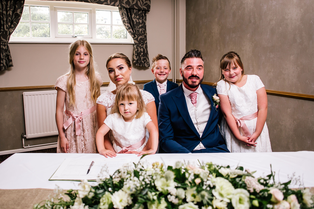 Cheshire Wedding Photography - The Manor House Hotel-37