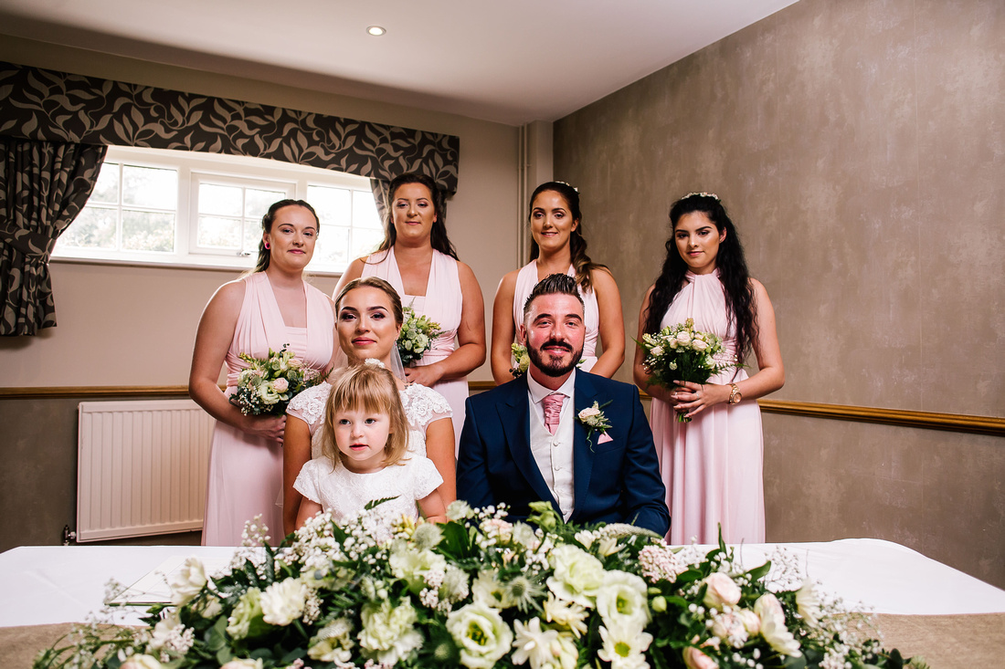 Cheshire Wedding Photography - The Manor House Hotel-39
