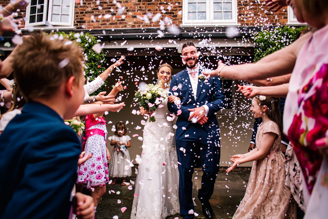 Cheshire Wedding Photography - The Manor House Hotel-46