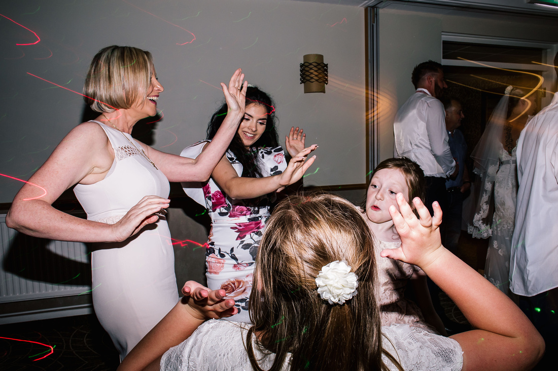 Cheshire Wedding Photography - The Manor House Hotel-120