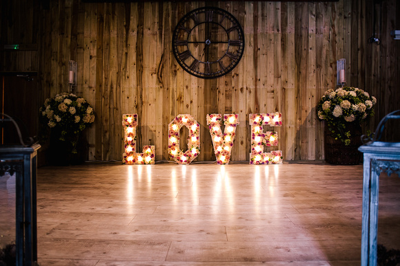 Alcumlow Wedding Barn  - Wedding Photography - Staffordshire Wedding Photographer-8