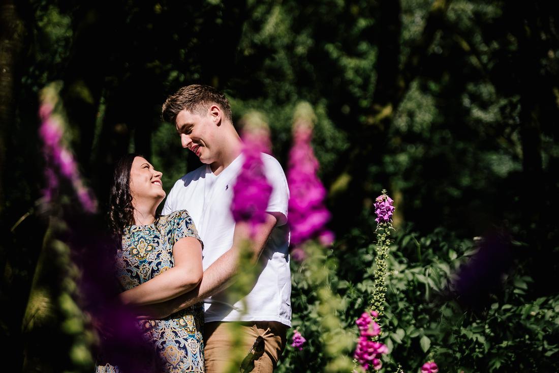 The Upper House Barlaston - Engagement Shoot - Staffordshire Wedding Photographer-9
