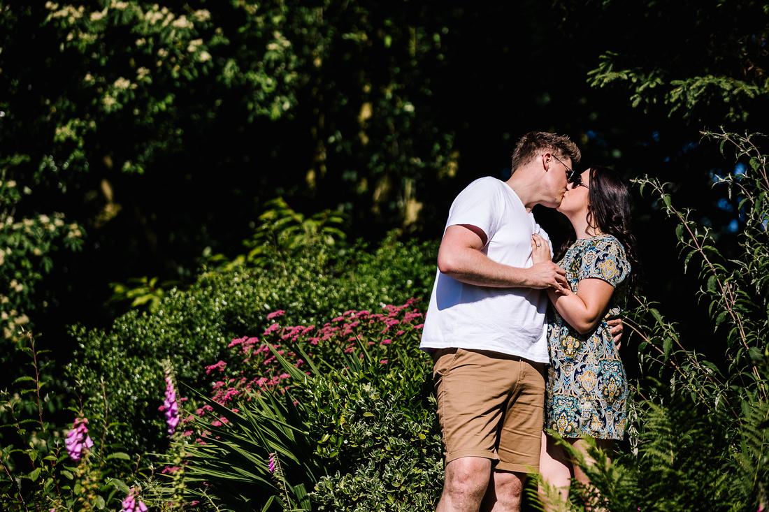 The Upper House Barlaston - Engagement Shoot - Staffordshire Wedding Photographer-17