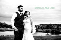 Emma & Alistair - The Ashes Barns Wedding.