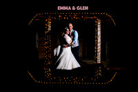 Aston Marina Wedding Photography - Emma & Glen