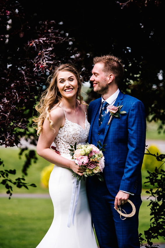 Weston Hall Wedding Photography - Staffordshire Wedding Photographer.