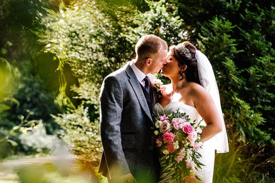 Moddershall Oaks Wedding Photography - Staffordshire Wedding Photographer.