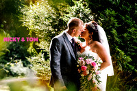 Moddershall Oaks Wedding Photography - Staffordshire Wedding Photographer - Nicky & Tom