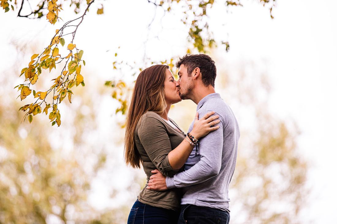 Staffordshire Engagement Photographer - Pre-Wedding Shoot - JCB Lakes - Laura & Luke - Samantha Jayne Photography-181