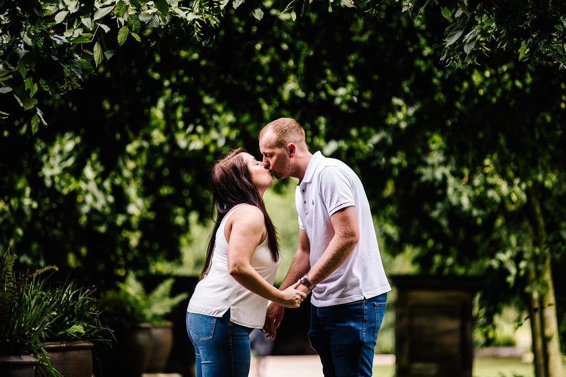 Staffordshire Engagement Photographer - Pre-Wedding Shoot - Trentham Gardens - Nicky-Tom - Samantha Jayne Photography-62