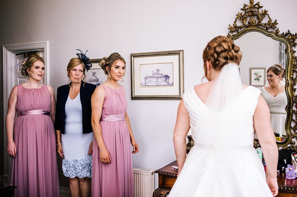 Dovecliff Hall Wedding Photography - Staffordshire Wedding Photographer.-38