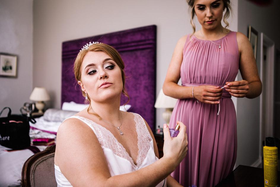Dovecliff Hall Wedding Photography - Staffordshire Wedding Photographer.-36