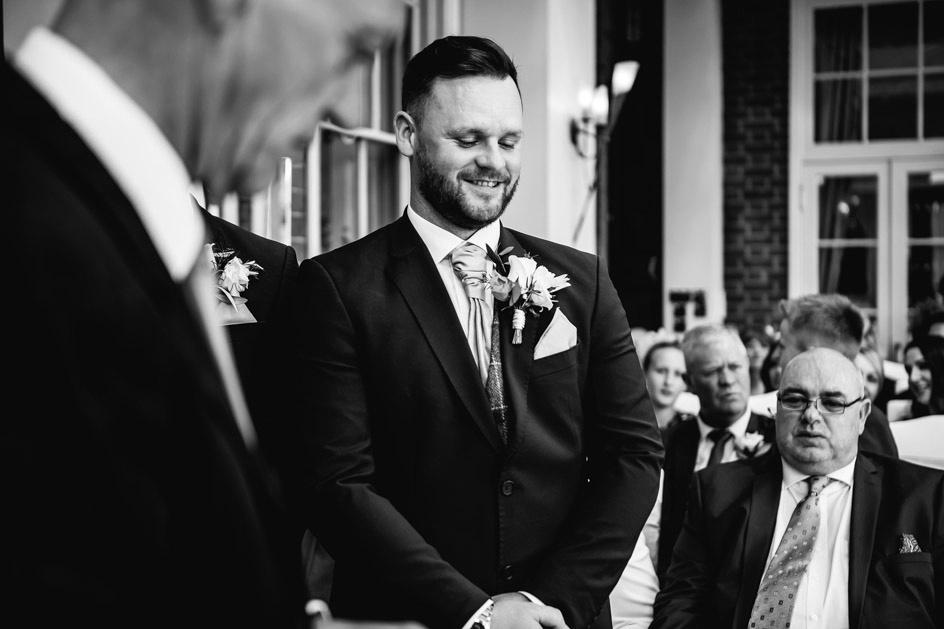 Dovecliff Hall Wedding Photography - Staffordshire Wedding Photographer.-45