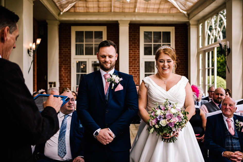 Dovecliff Hall Wedding Photography - Staffordshire Wedding Photographer.-48