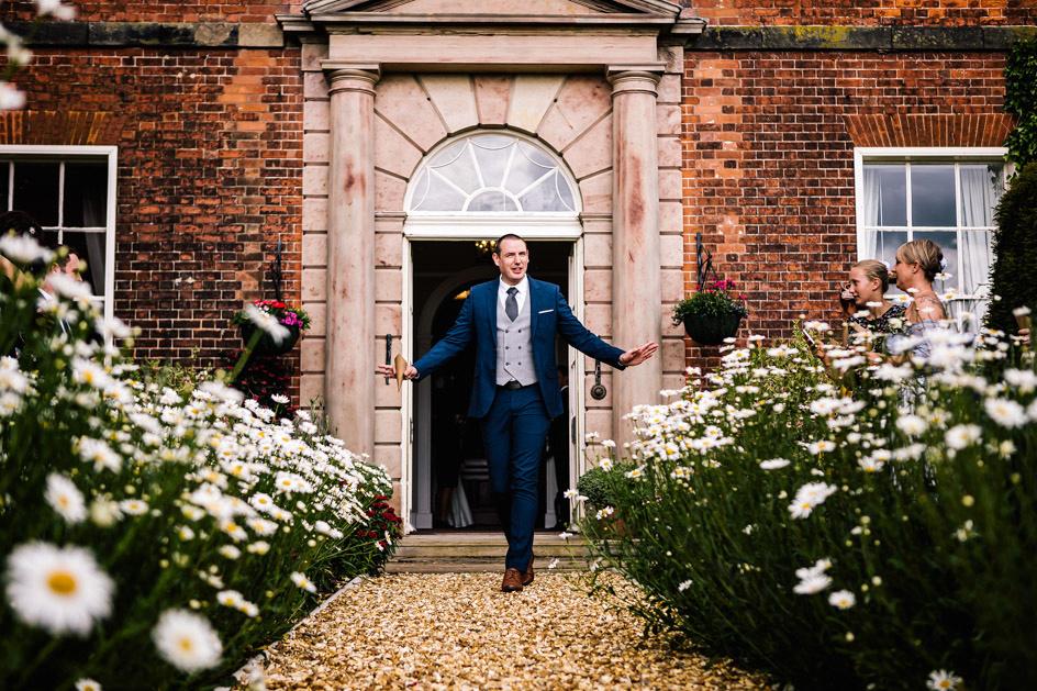 Dovecliff Hall Wedding Photography - Staffordshire Wedding Photographer.-61
