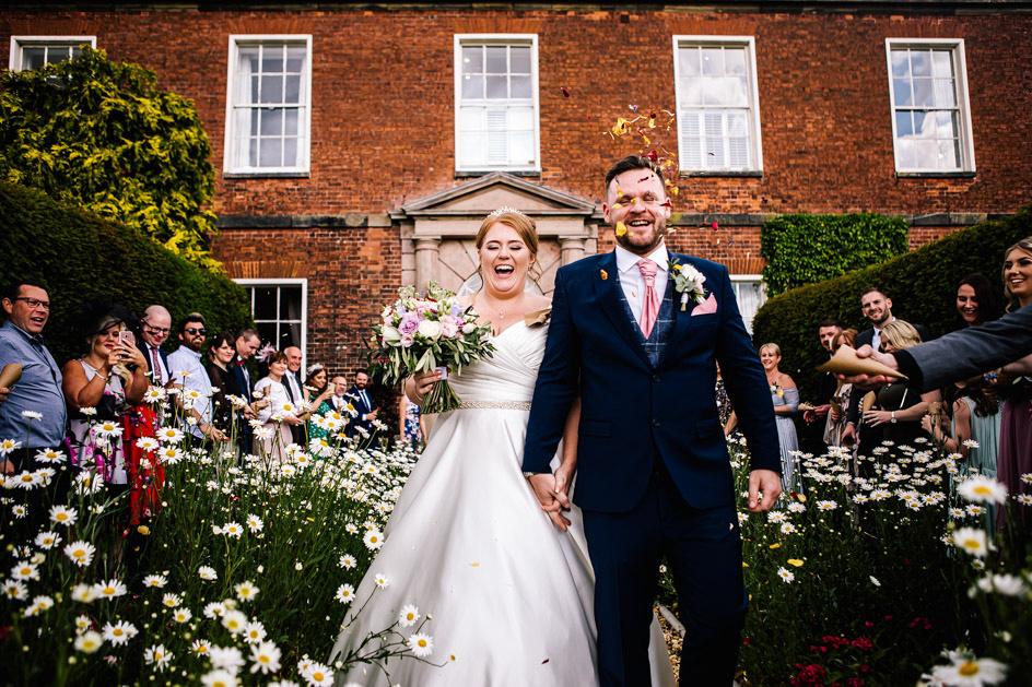 Dovecliff Hall Wedding Photography - Staffordshire Wedding Photographer.-67