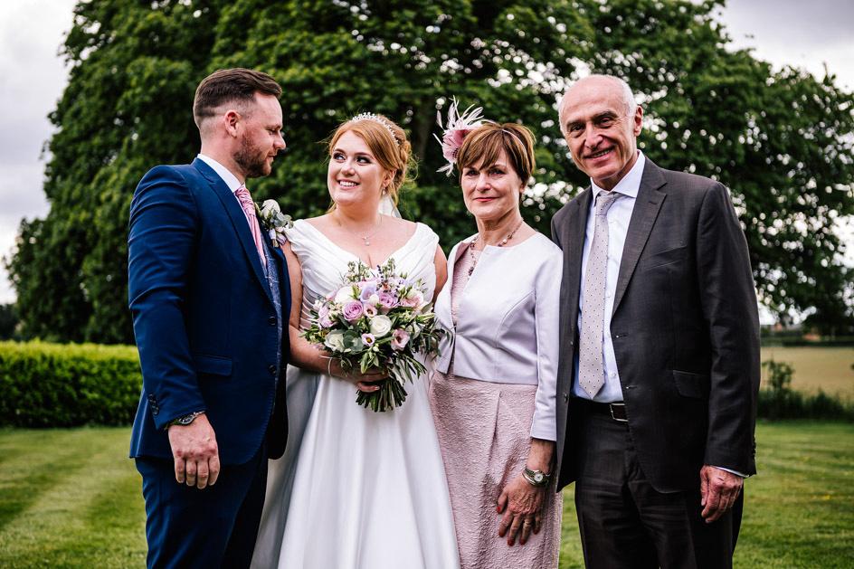 Dovecliff Hall Wedding Photography - Staffordshire Wedding Photographer.-69