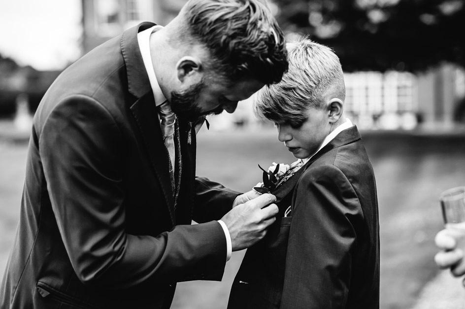 Dovecliff Hall Wedding Photography - Staffordshire Wedding Photographer.-74