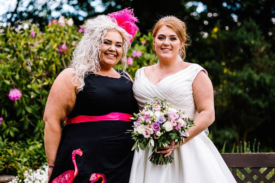 Dovecliff Hall Wedding Photography - Staffordshire Wedding Photographer.-76