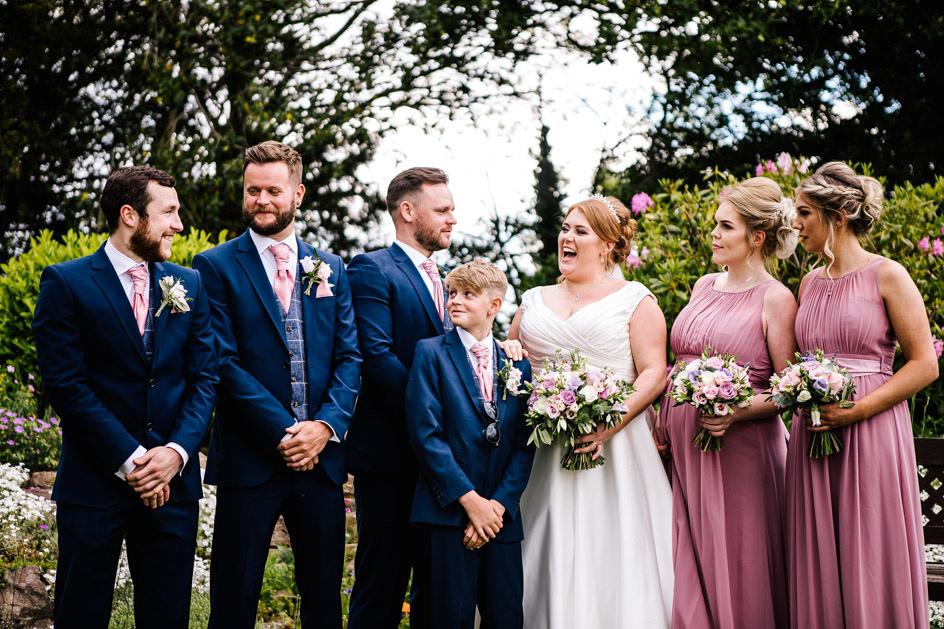 Dovecliff Hall Wedding Photography - Staffordshire Wedding Photographer.-79