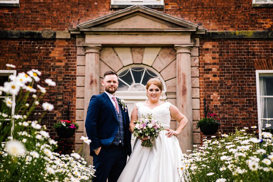Dovecliff Hall Wedding Photography - Staffordshire Wedding Photographer.-90