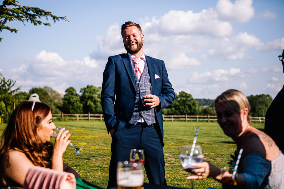 Dovecliff Hall Wedding Photography - Staffordshire Wedding Photographer.-96