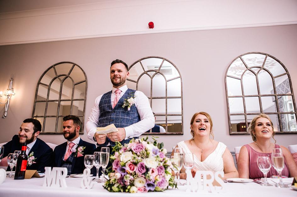 Dovecliff Hall Wedding Photography - Staffordshire Wedding Photographer.-108