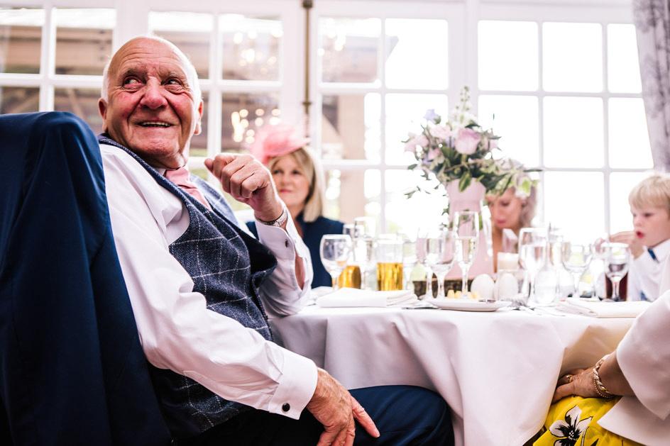 Dovecliff Hall Wedding Photography - Staffordshire Wedding Photographer.-109