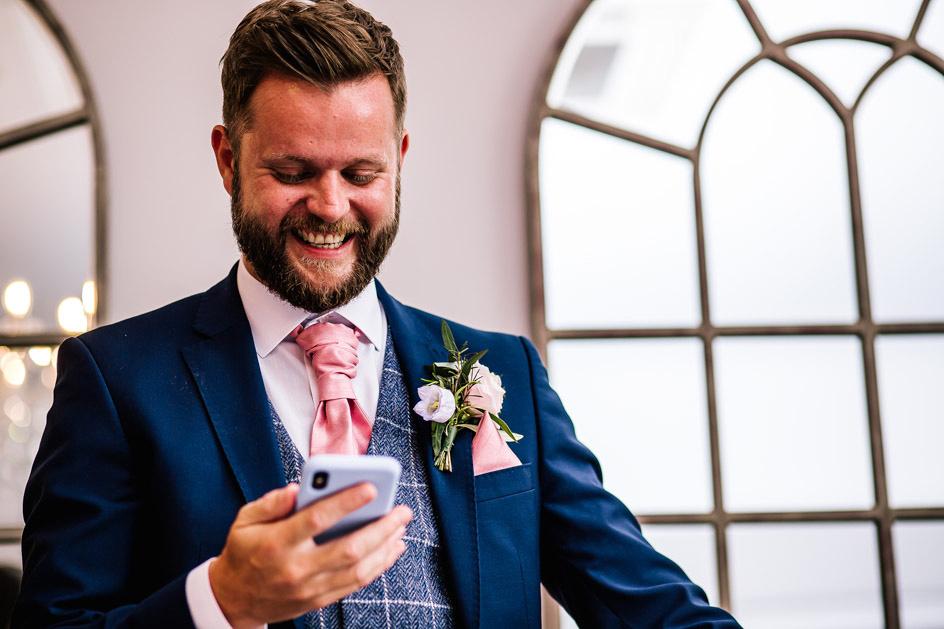 Dovecliff Hall Wedding Photography - Staffordshire Wedding Photographer.-116