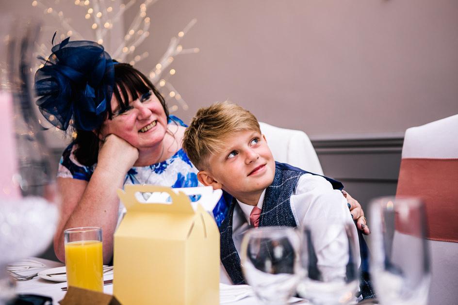 Dovecliff Hall Wedding Photography - Staffordshire Wedding Photographer.-117