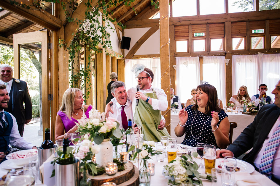 The Oak Tree Of Peover Wedding Photography - Cheshire Wedding Photographer-752