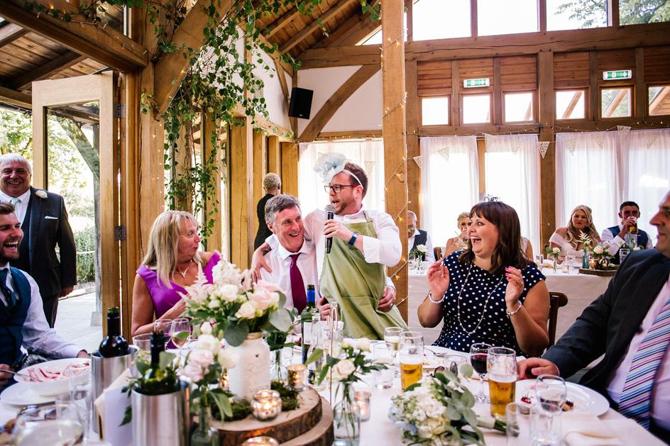 The Oak Tree Of Peover Wedding Photography - Cheshire Wedding Photographer-752
