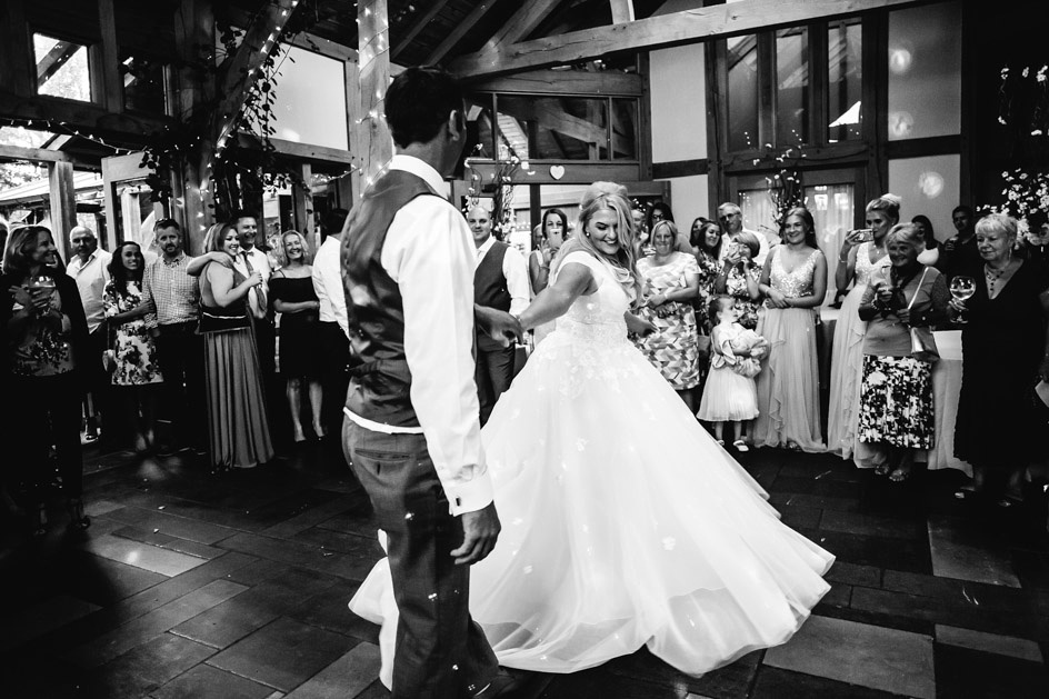 The Oak Tree Of Peover Wedding Photography - Cheshire Wedding Photographer-1103