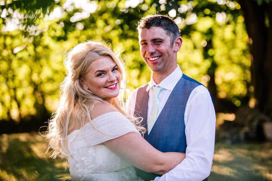 The Oak Tree Of Peover Wedding Photography - Cheshire Wedding Photographer-962