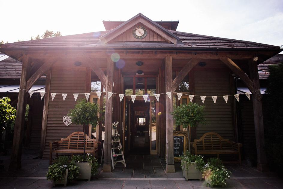The Oak Tree Of Peover Wedding Photography - Cheshire Wedding Photographer-436