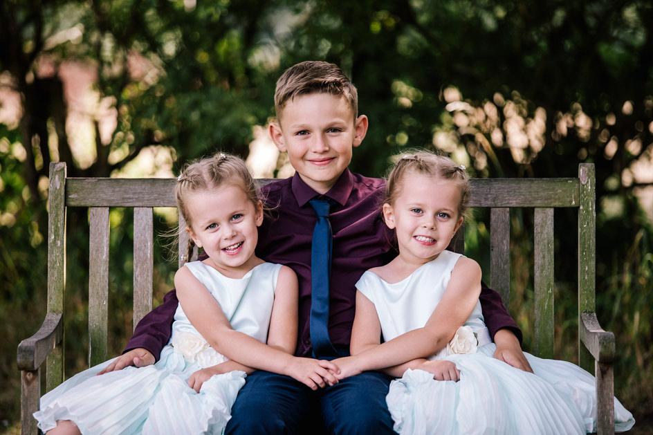 The Oak Tree Of Peover Wedding Photography - Cheshire Wedding Photographer-622