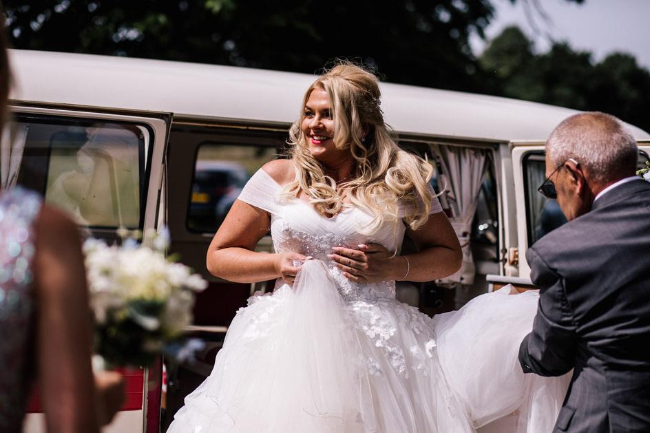 The Oak Tree Of Peover Wedding Photography - Cheshire Wedding Photographer-269