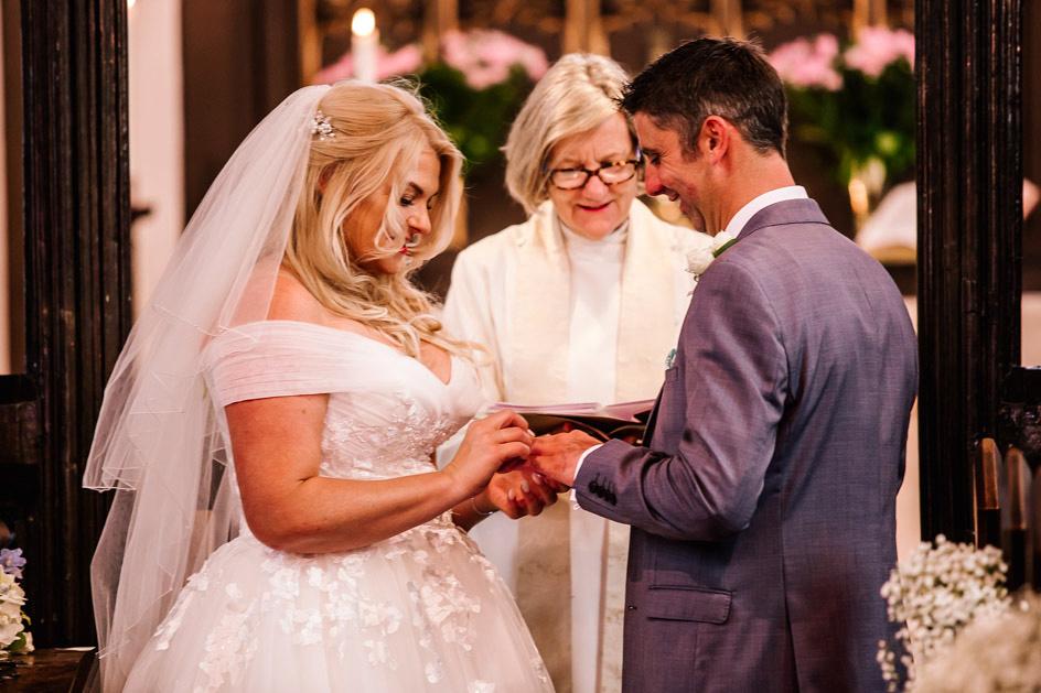 The Oak Tree Of Peover Wedding Photography - Cheshire Wedding Photographer-308